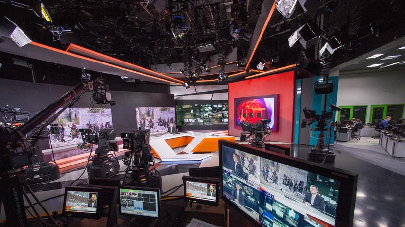 RT стал финалистом премии Emmy в четвёртый раз