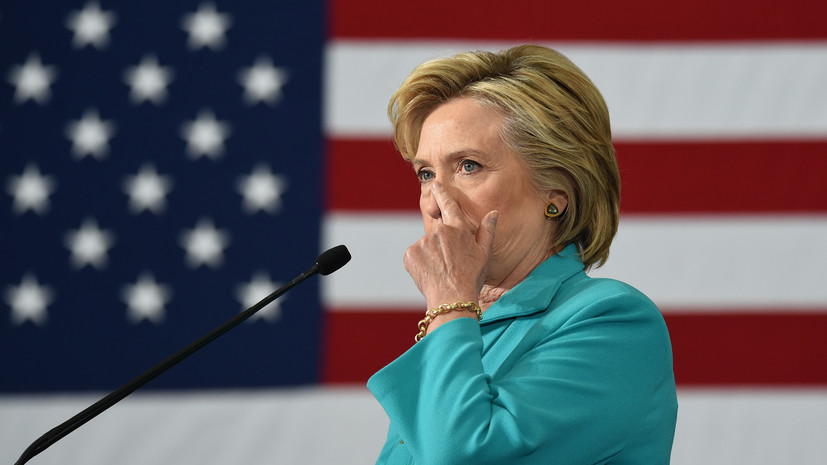Газета The Huffington Post удалила статьи о проблемах со здоровьем Клинтон