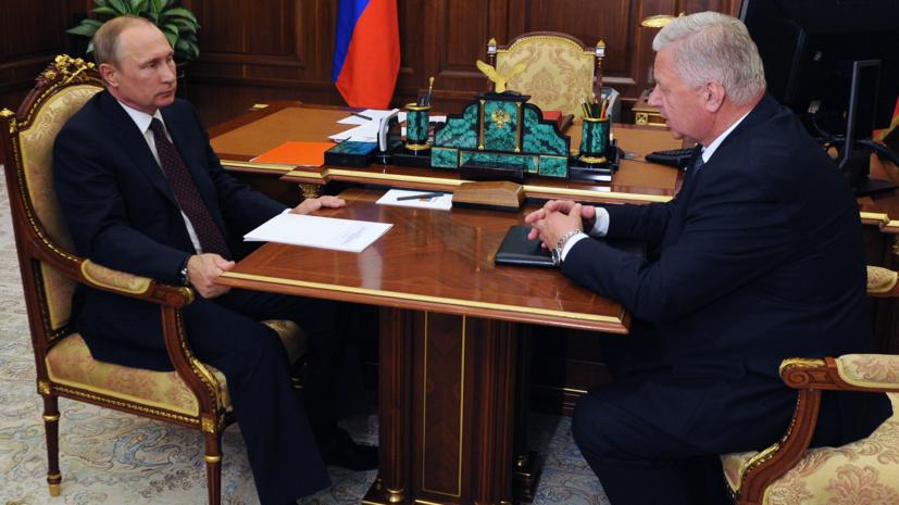 Путин одобрил идею о выплате зарплат перед налогами