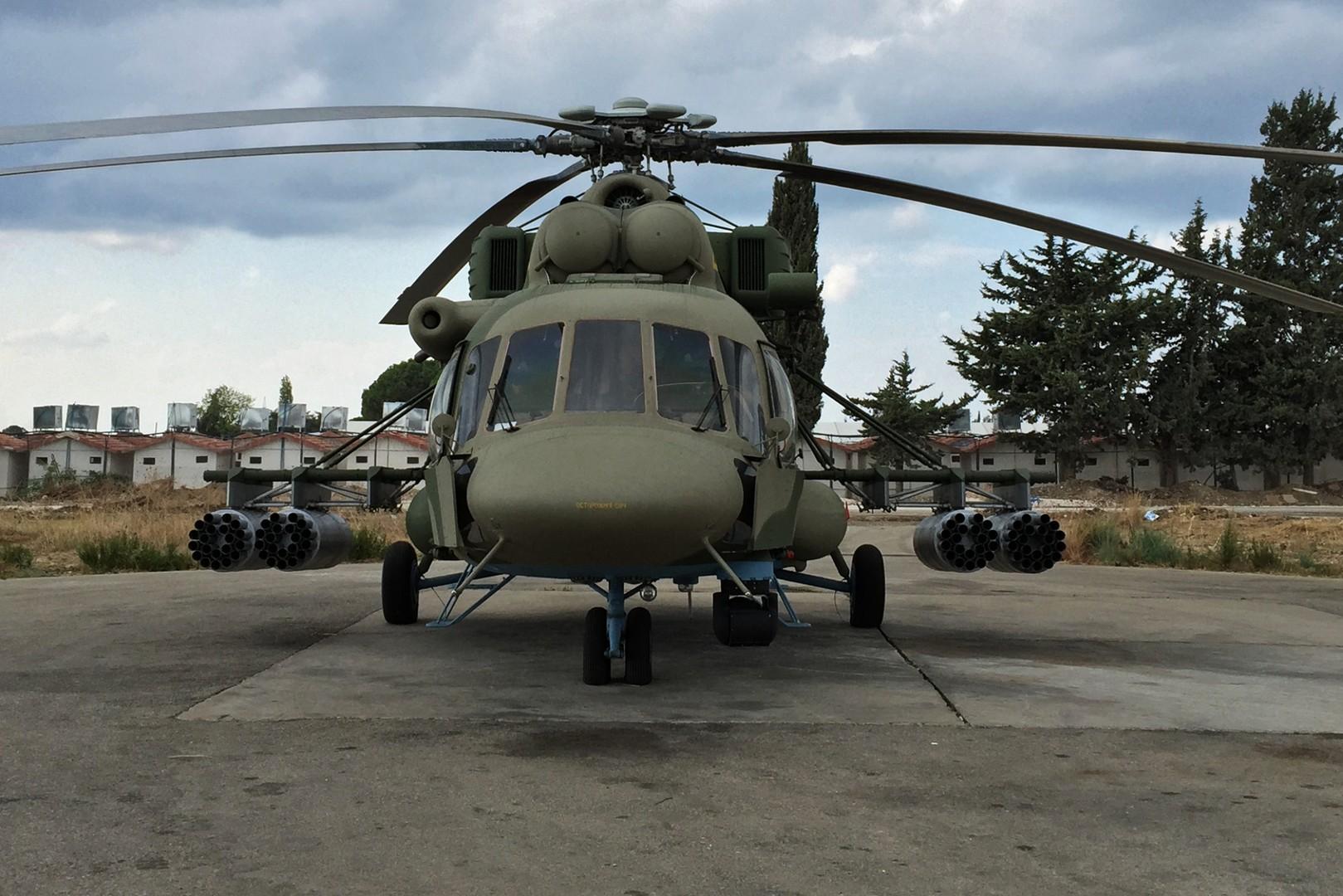 Генштаб: Вертолёт ВКС РФ был сбит в Сирии над районом, подконтрольным «Фронту ан-Нусра»