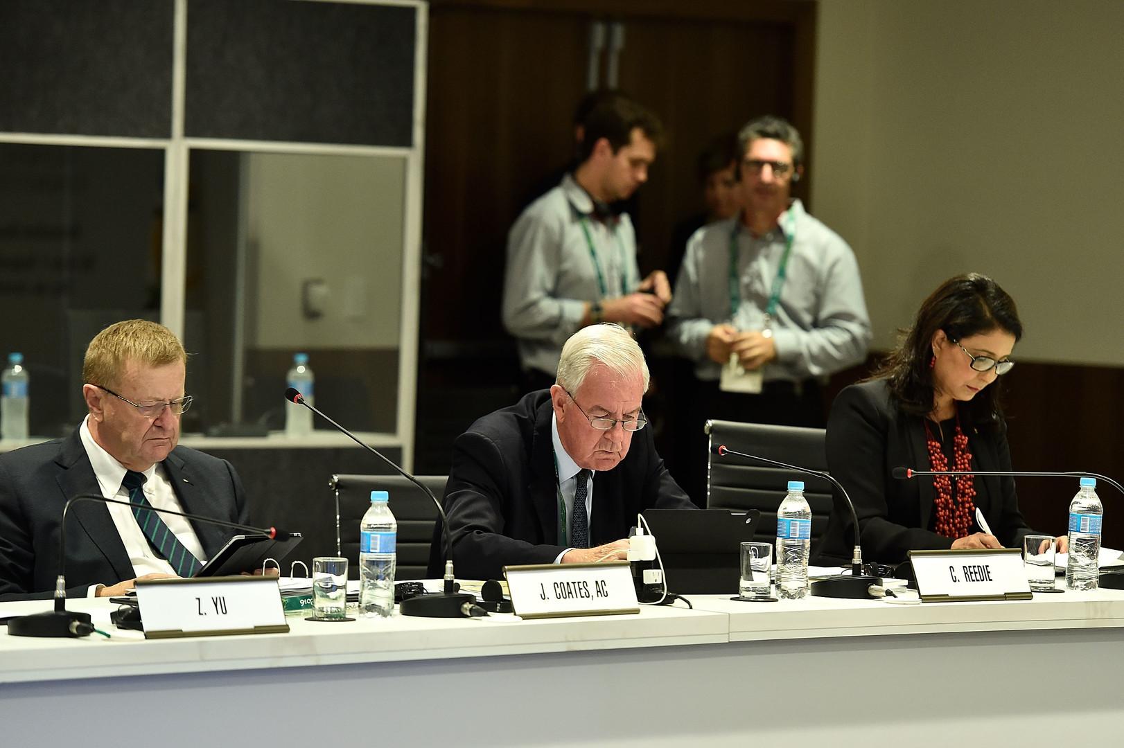 Глава WADA: Российские власти непричастны к допинговому скандалу в лёгкой атлетике