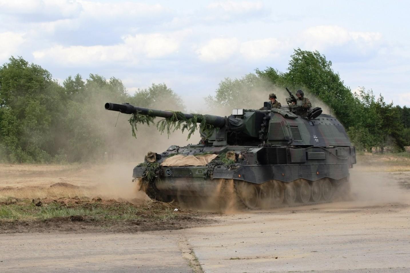 Die Welt: Немецкие гаубицы для защиты от России пришлись Литве по душе