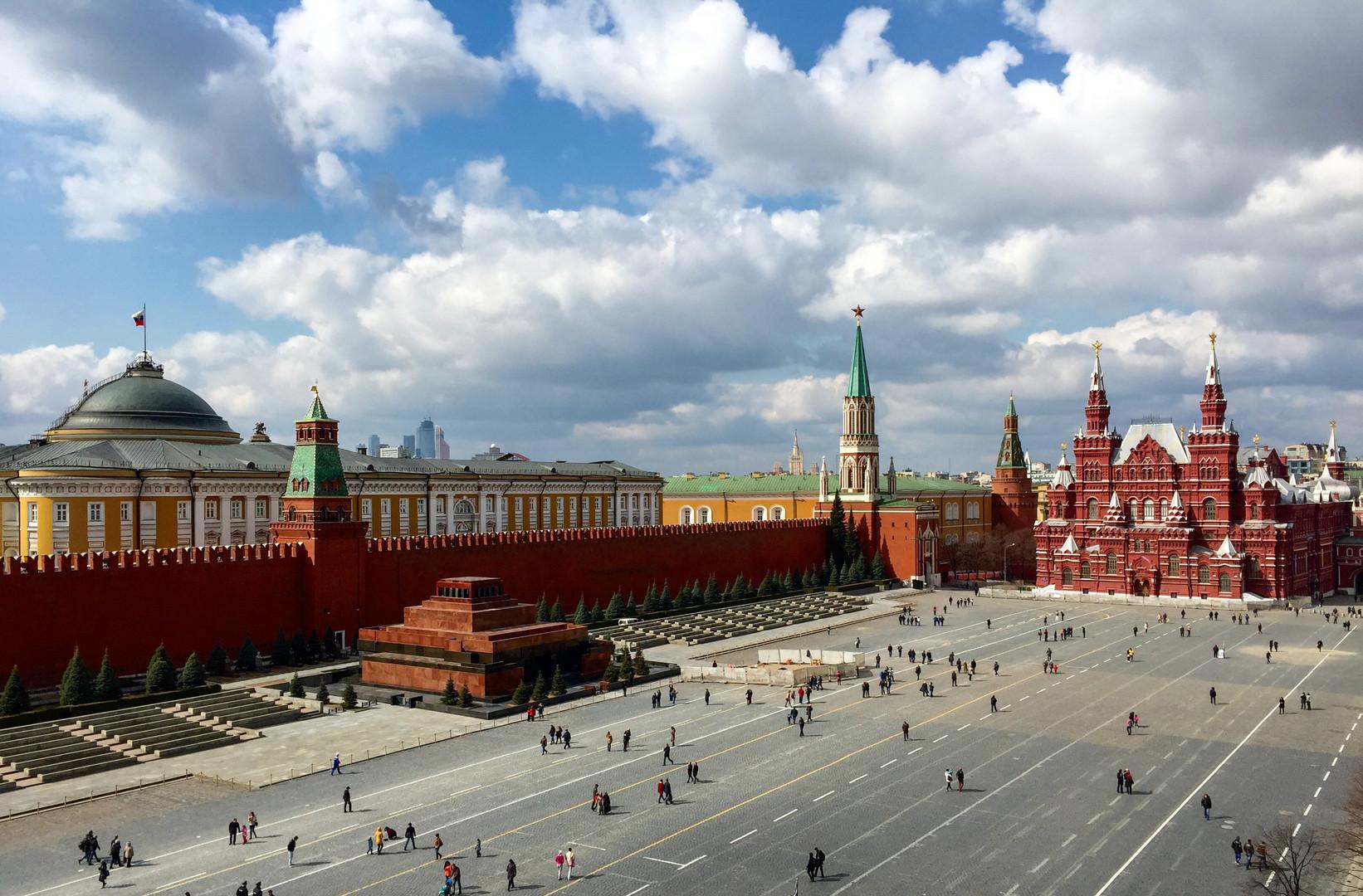 Хоть раз в жизни: Красная площадь вошла в топ-30 мест Европы, которые следует увидеть