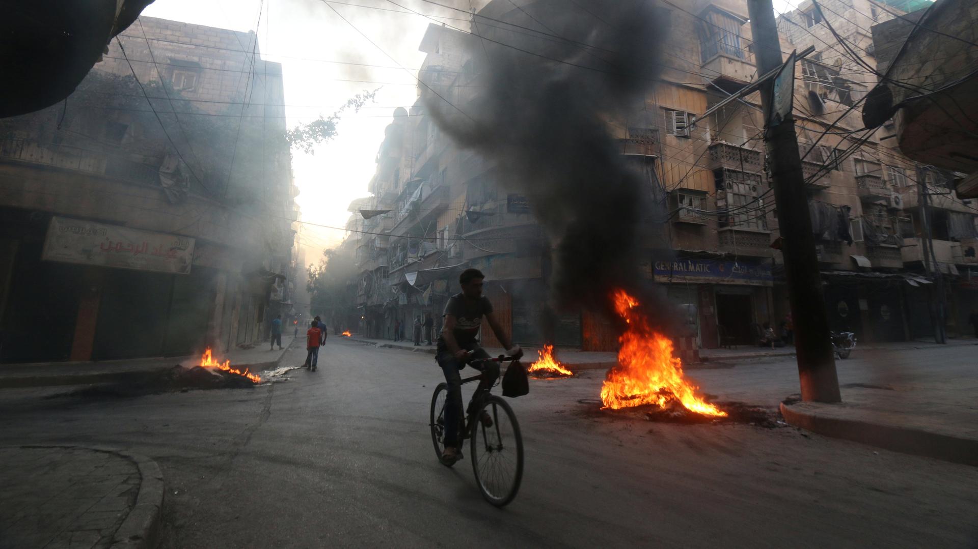 Der Spiegel: Судьба Сирии находится в руках России