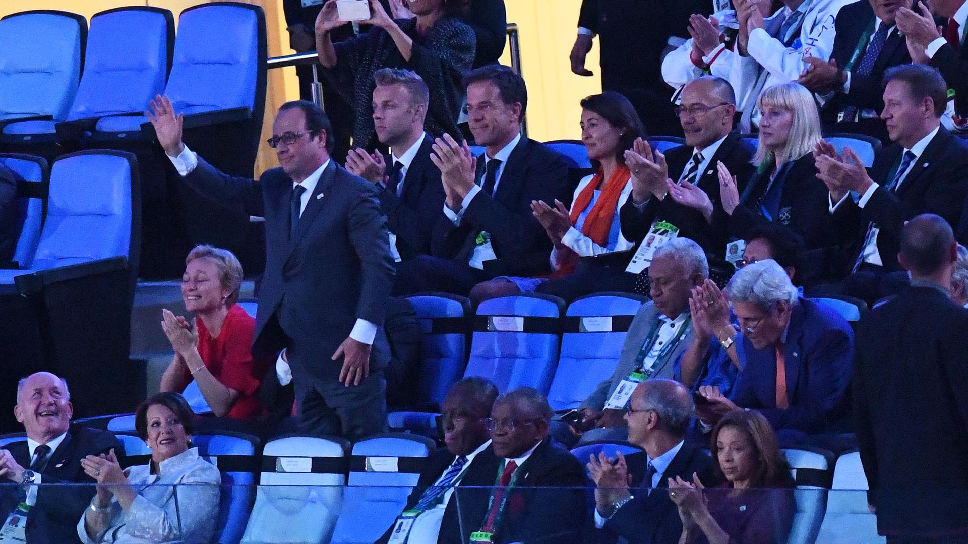 Как мировые лидеры посещали Олимпиады