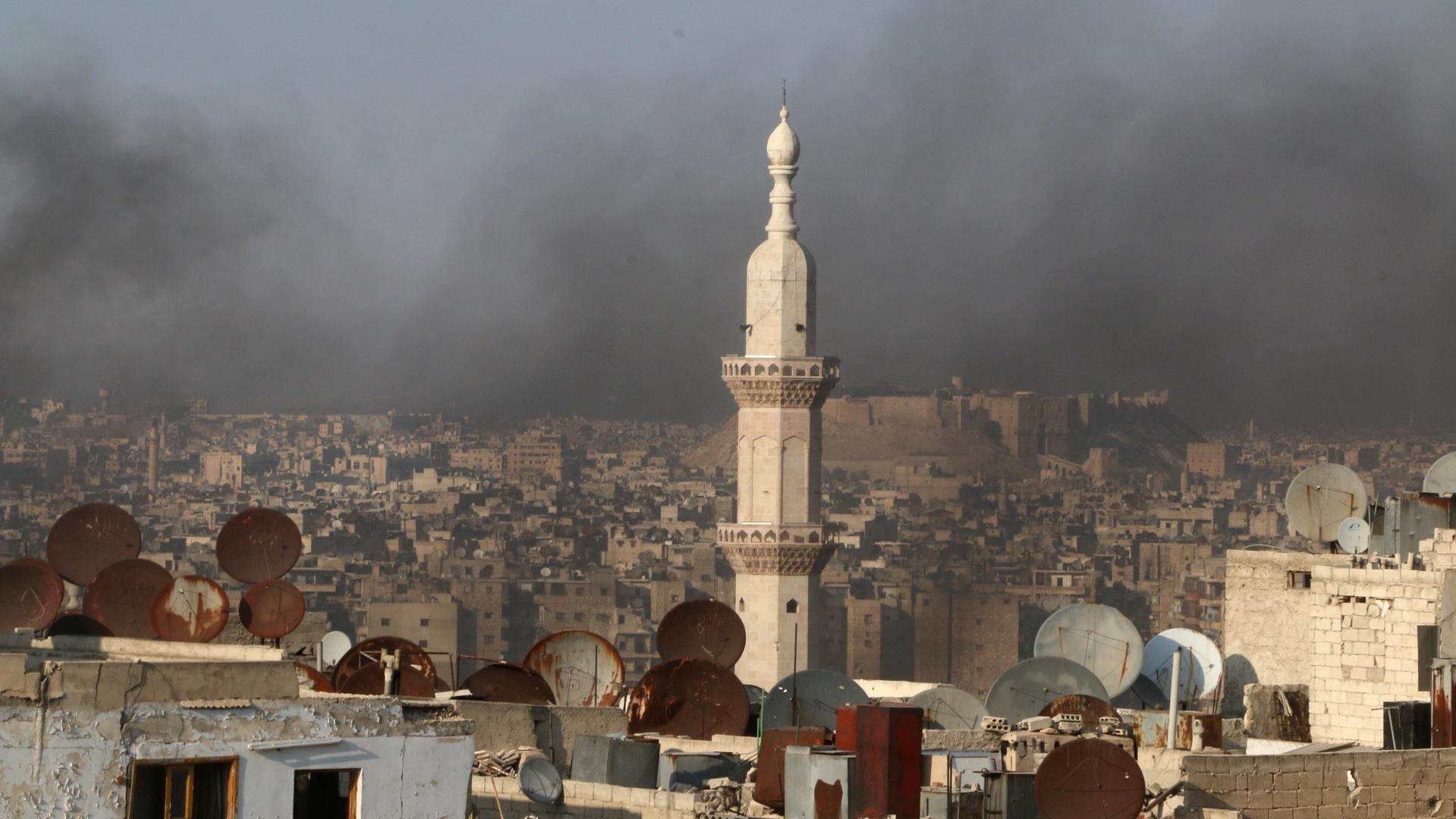 Алеппо: многострадальная жемчужина Леванта