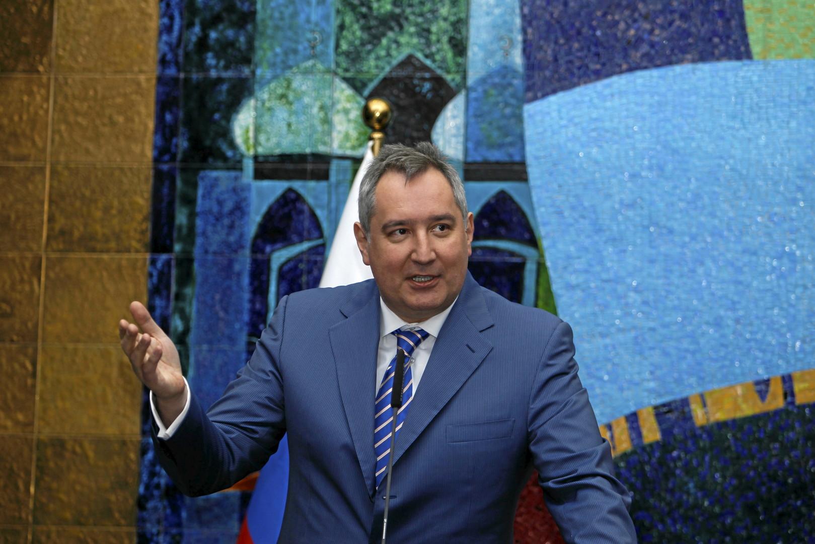 Дмитрий Рогозин: «Алмаз-Антей» разработал новые зенитные ракеты