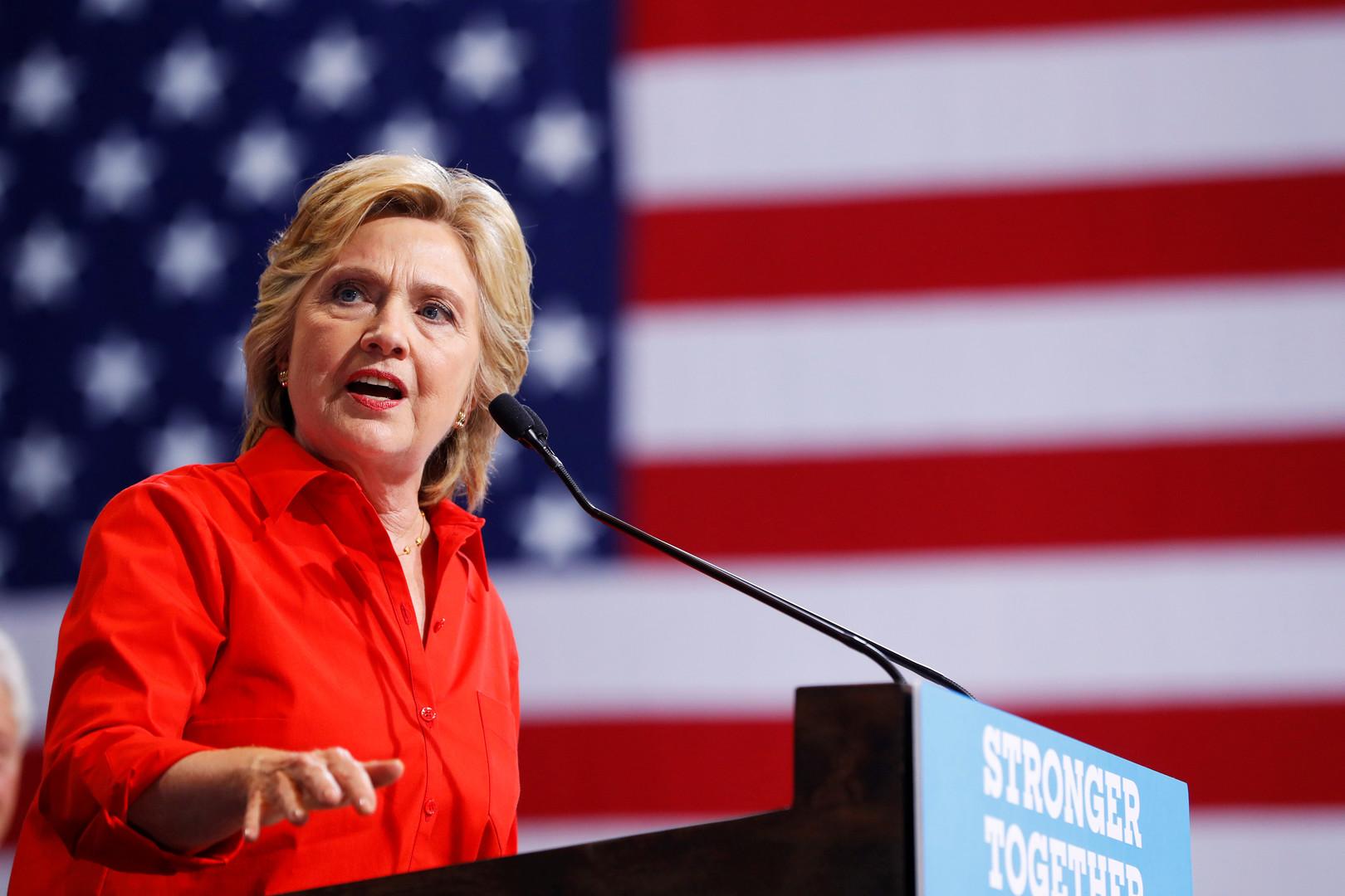 Родители погибших в Бенгази граждан США подали в суд на Хиллари Клинтон