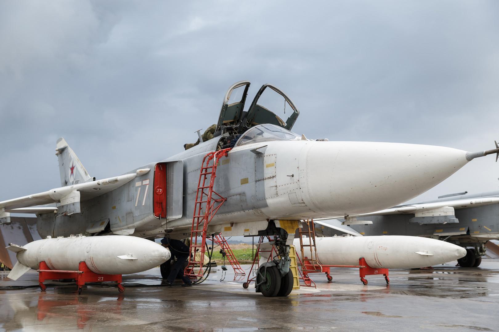 Владимир Путин внёс в Госдуму соглашение о размещении в Сирии авиационной группы ВС РФ