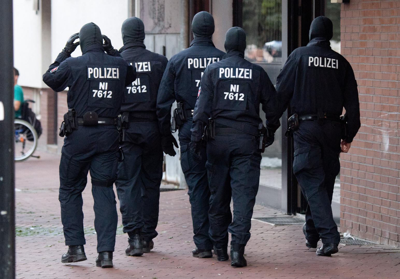 Власти Германии подтвердили задержание предполагаемого террориста