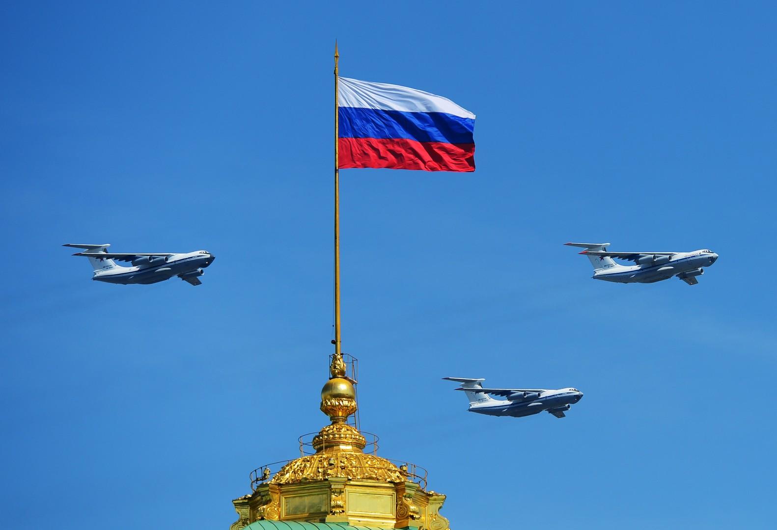 От ракет противника российские транспортники защитит «Президент»