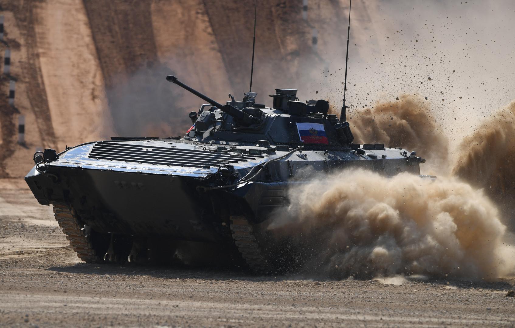 The Times: Британская армия признала преимущество России
