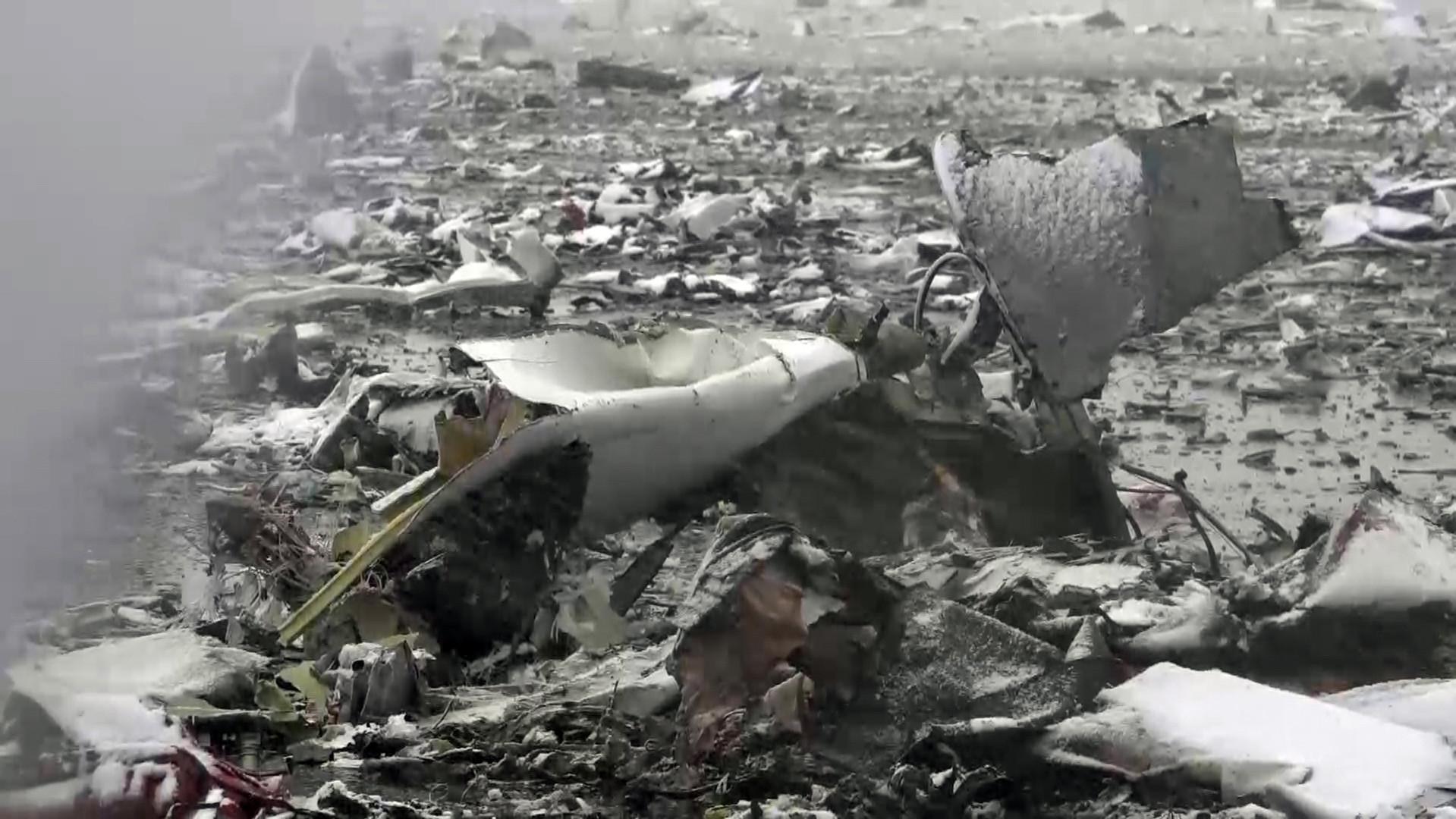Источник: Пилот рухнувшего под Ростовом-на-Дону лайнера Flydubai мог действовать намеренно