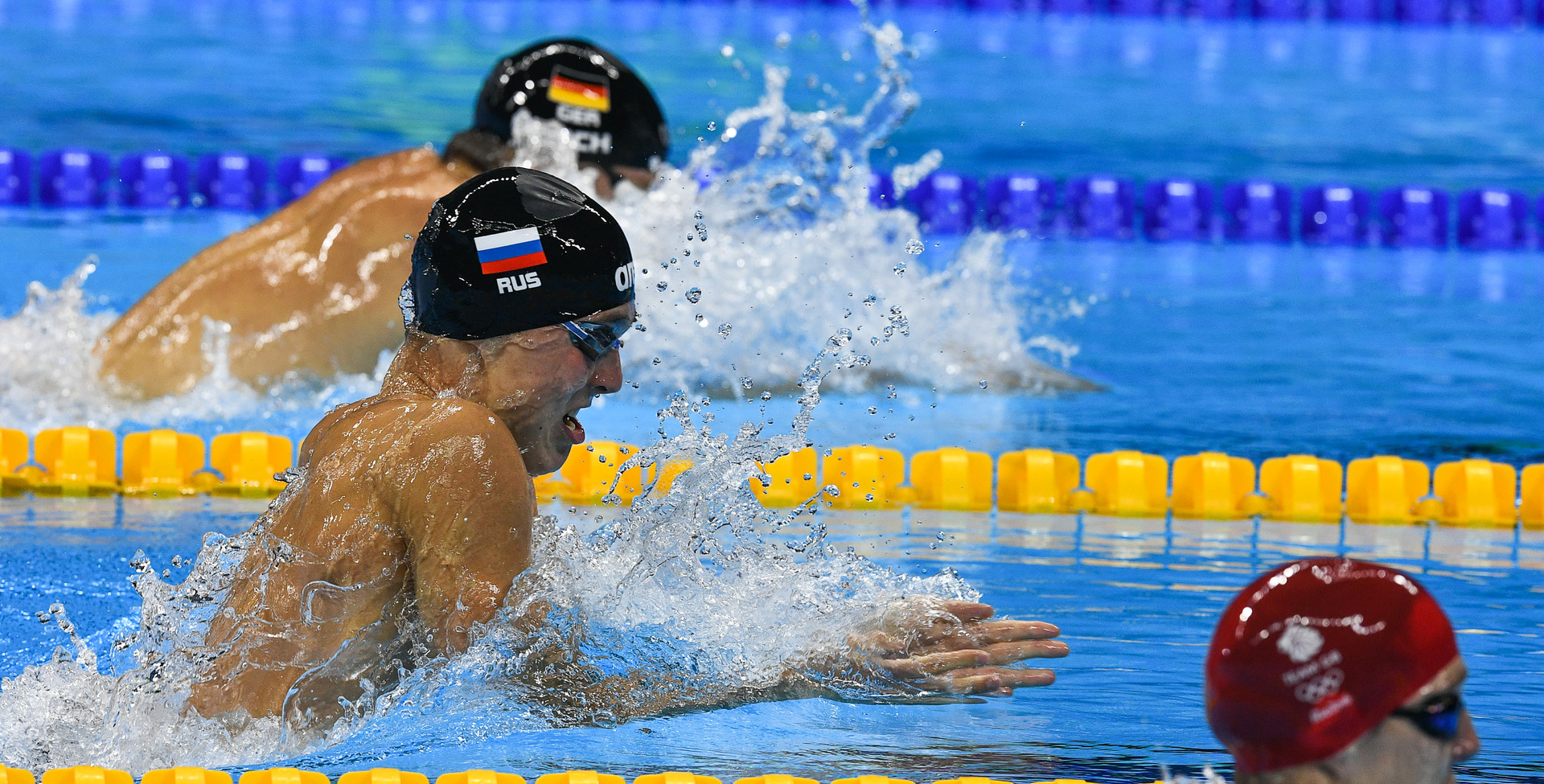 Российский пловец Антон Чупков завоевал бронзу на 200-метровке брассом