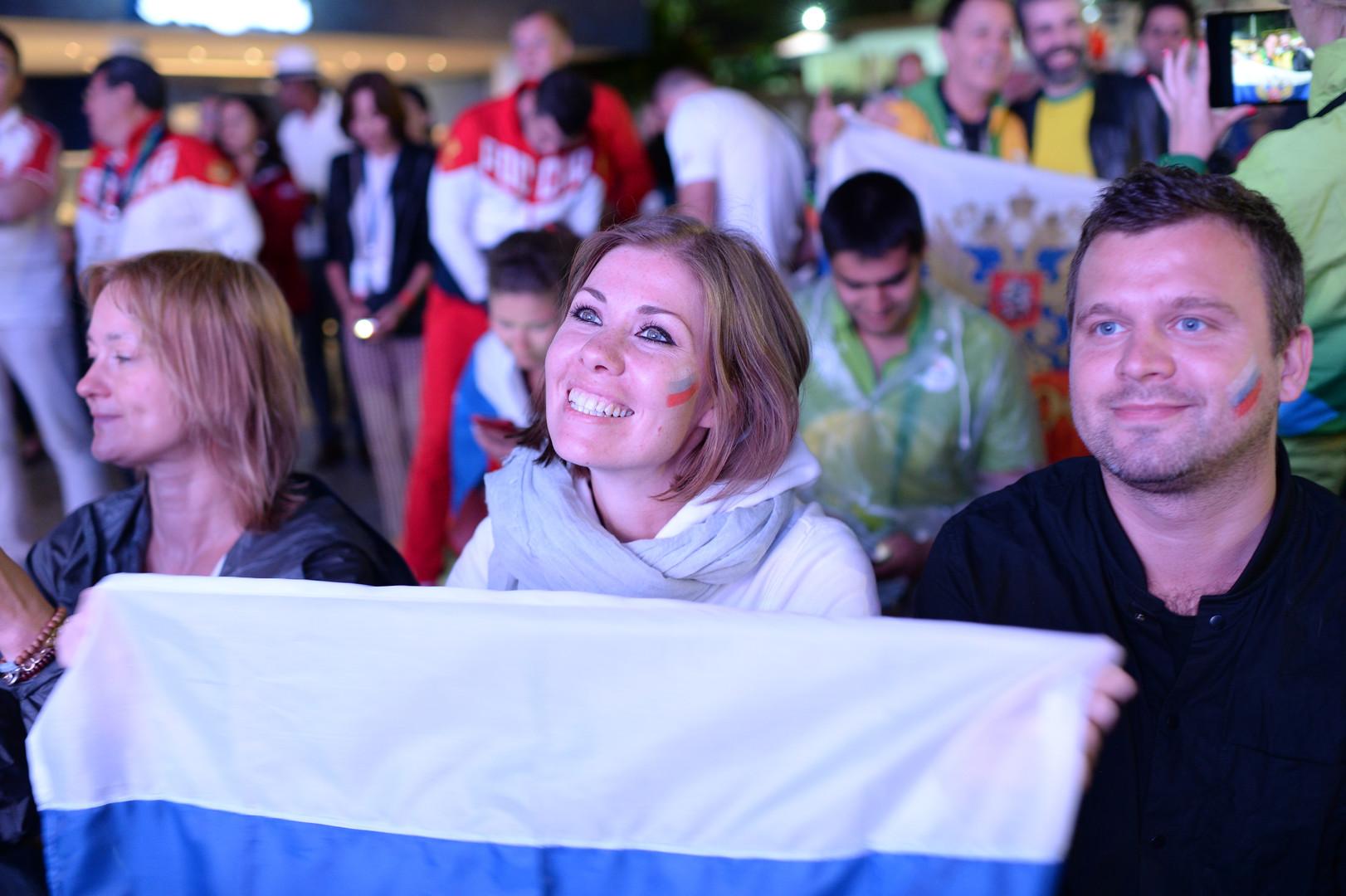 Periscope с Олимпиады: RT посетил Русский дом в Рио