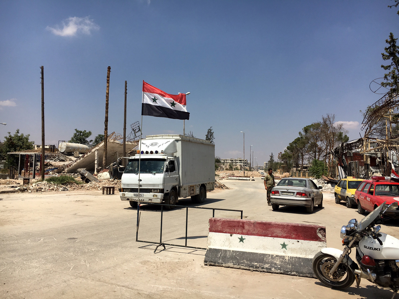 МИД РФ: Западные СМИ занимаются спекуляциями вокруг ситуации в Алеппо
