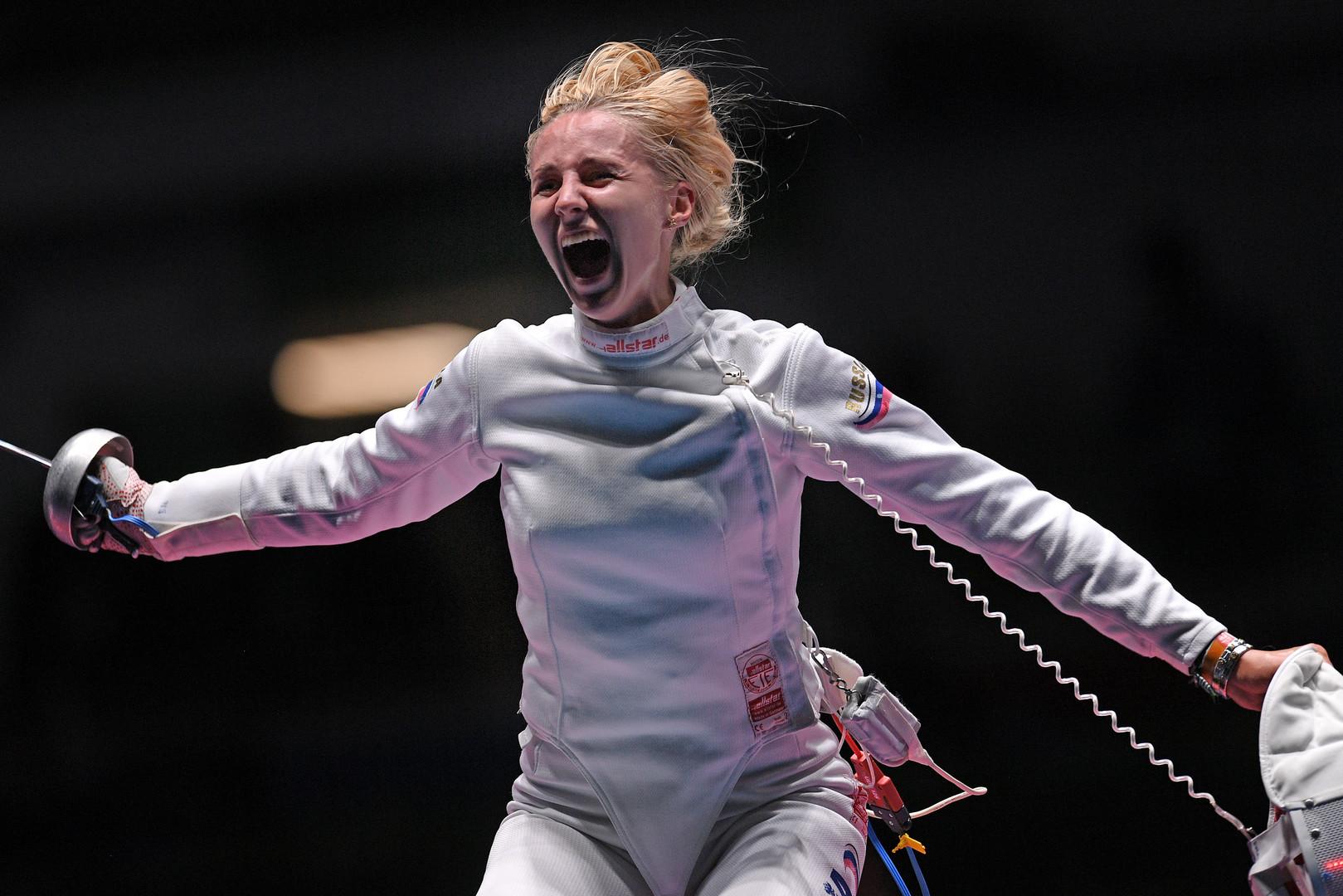 Российские шпажистки выиграли бронзу в Рио