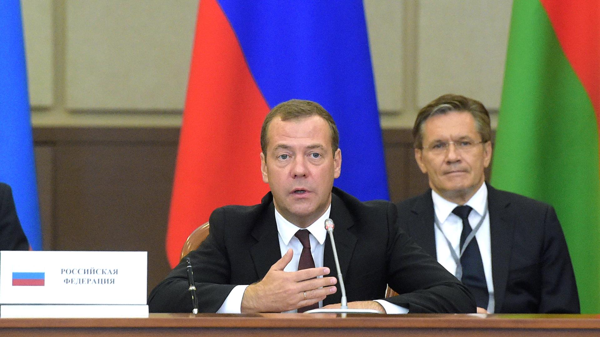 Дмитрий Медведев: Попытка теракта в Крыму — преступление против государства и народа РФ