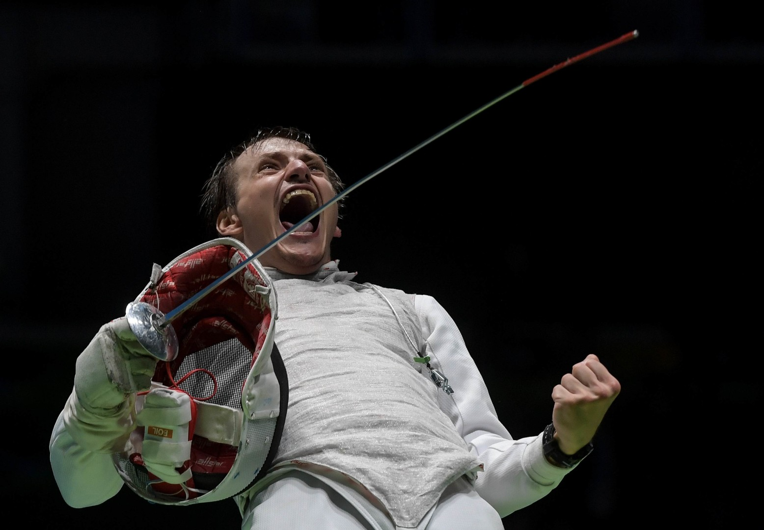 Российские спортсмены выиграли золото Рио в фехтовании на рапирах