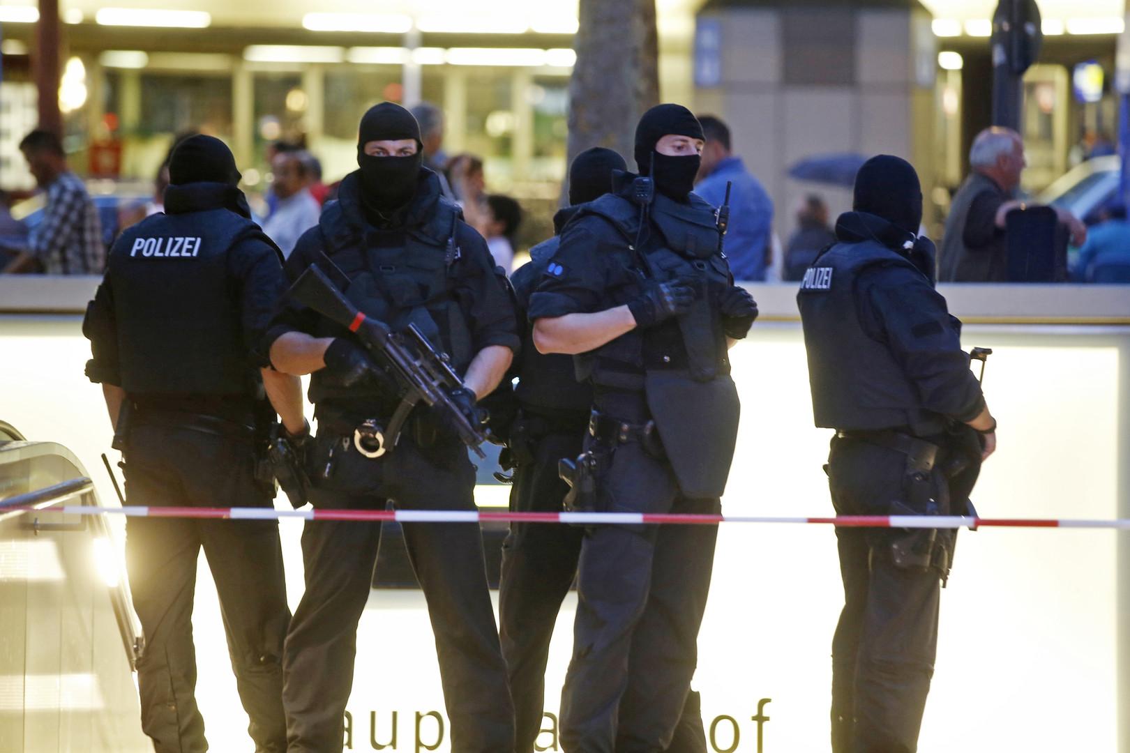 СМИ: Спецназ Германии не смог прибыть к месту стрельбы в Мюнхене из-за нехватки вертолётов