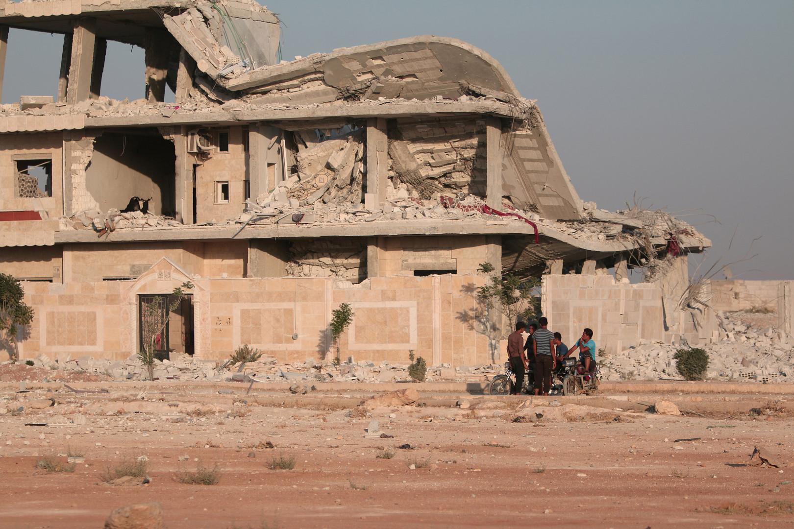 Власти Алеппо: В августе от обстрелов погибли более 100 горожан