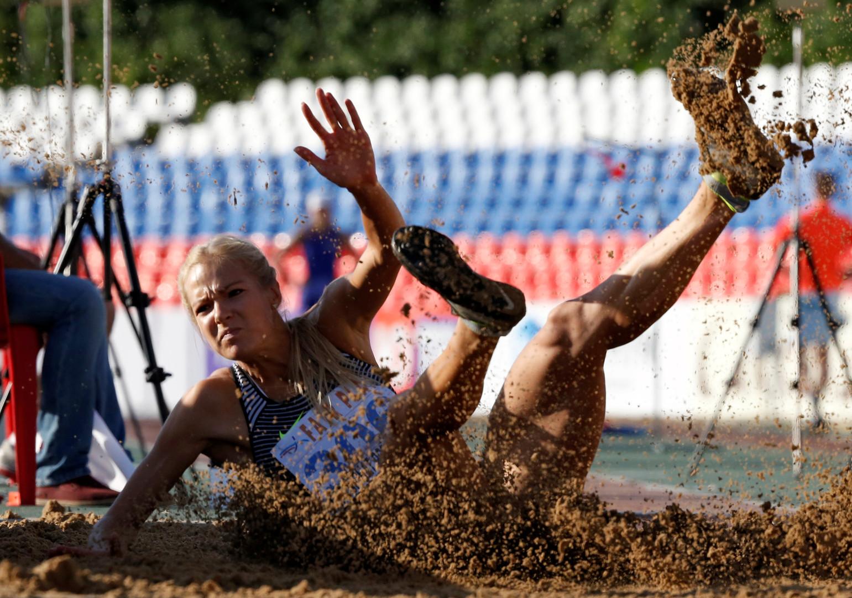 IAAF отменила решение о допуске на Олимпиаду Клишиной на основе новой информации