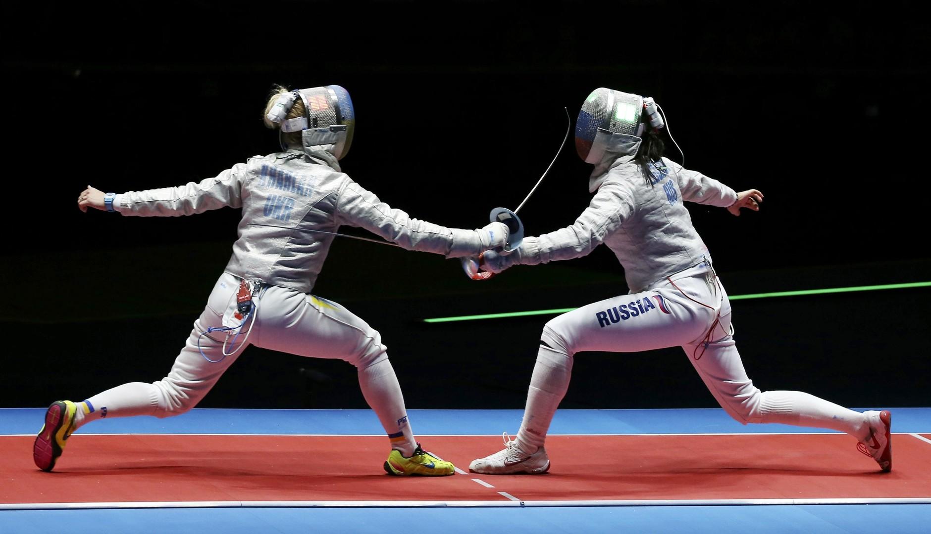 Российские саблистки обыграли украинок и завоевали золото Олимпиады
