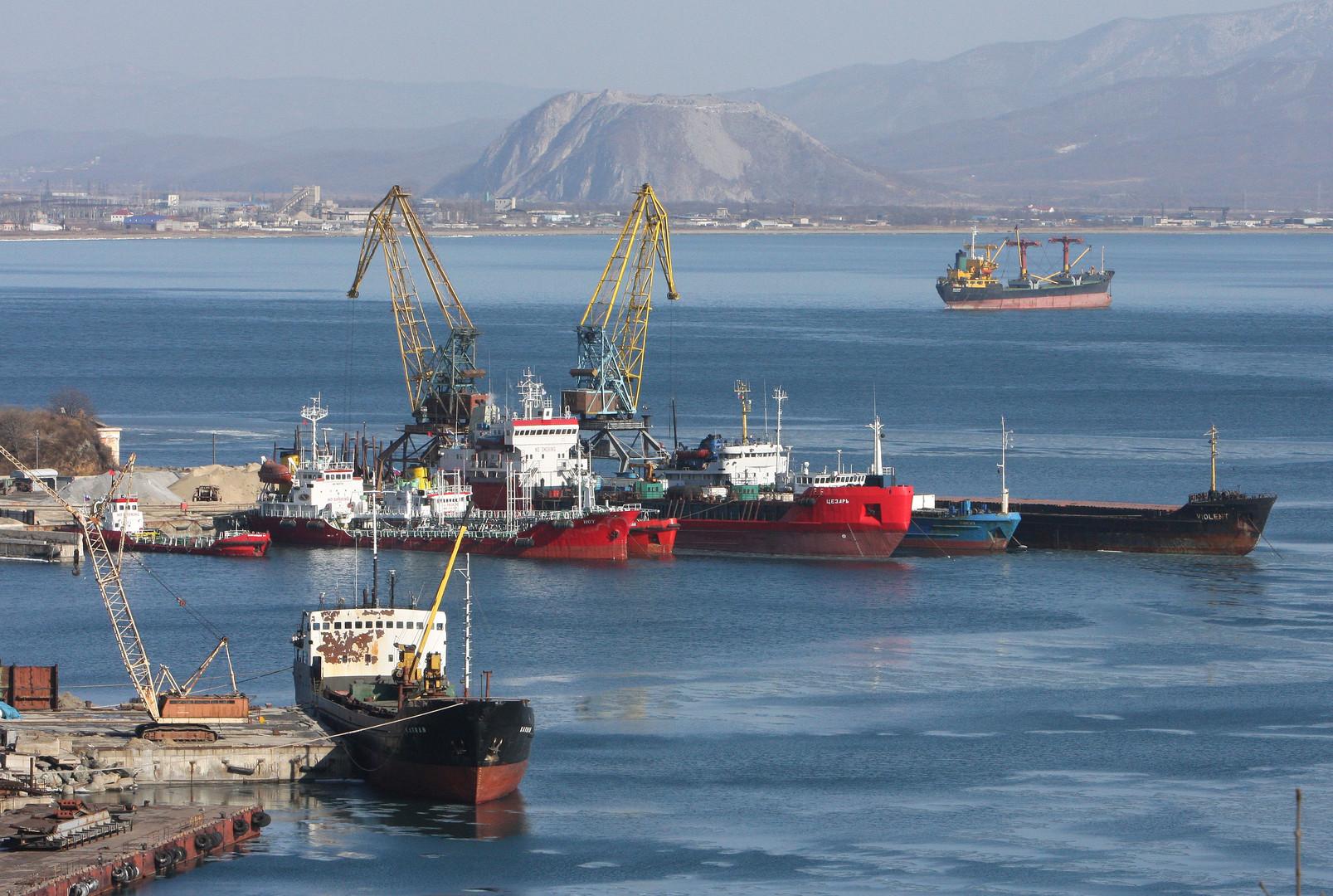 Сирийские моряки обратились за помощью к российскому профсоюзу