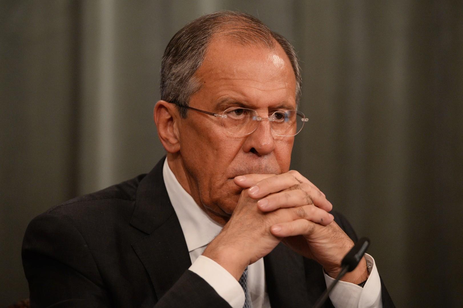 Лавров: Есть доказательства, что Украина давно планировала диверсию в Крыму