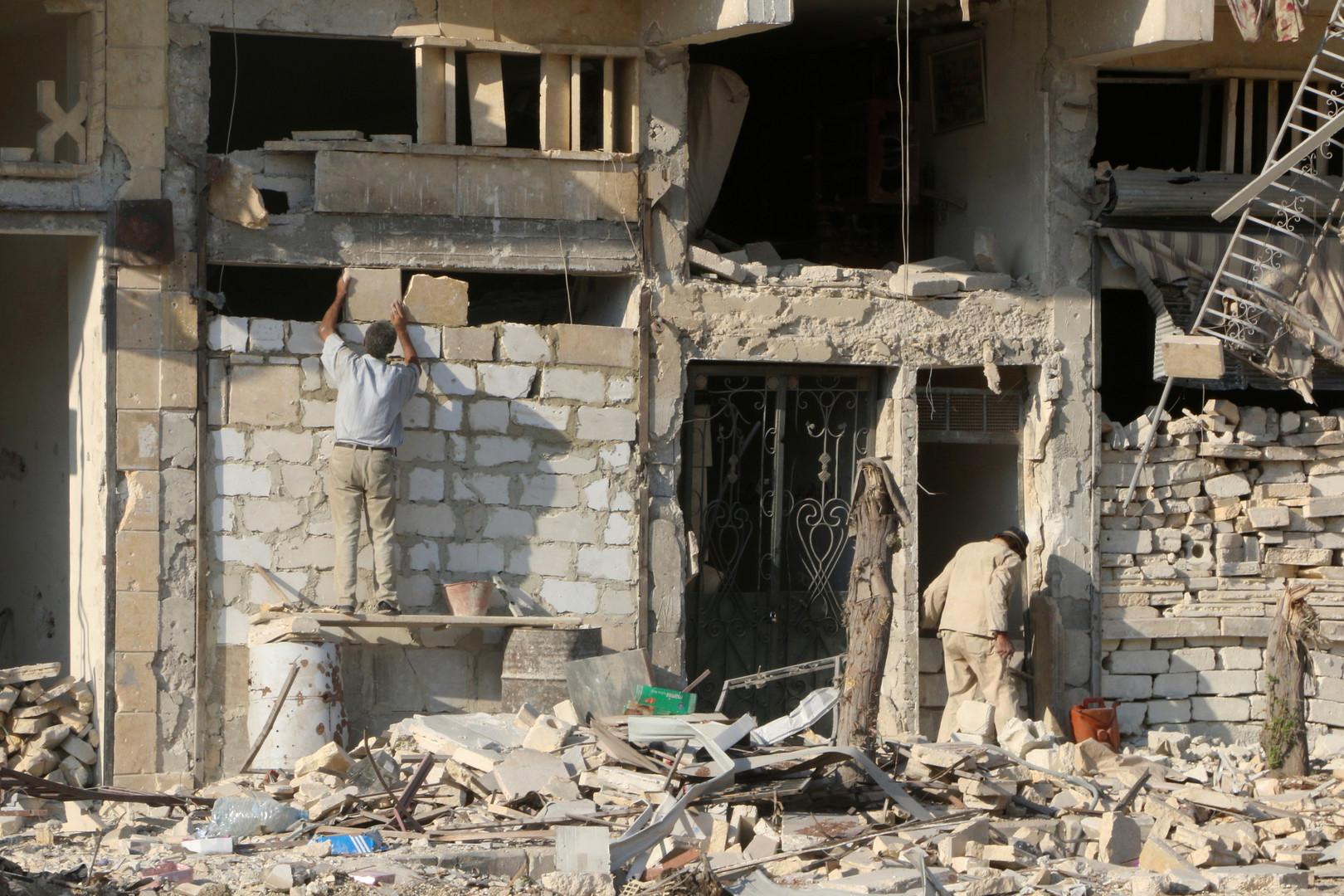 Террористы обстреляли Алеппо из миномётов, 10 человек погибли