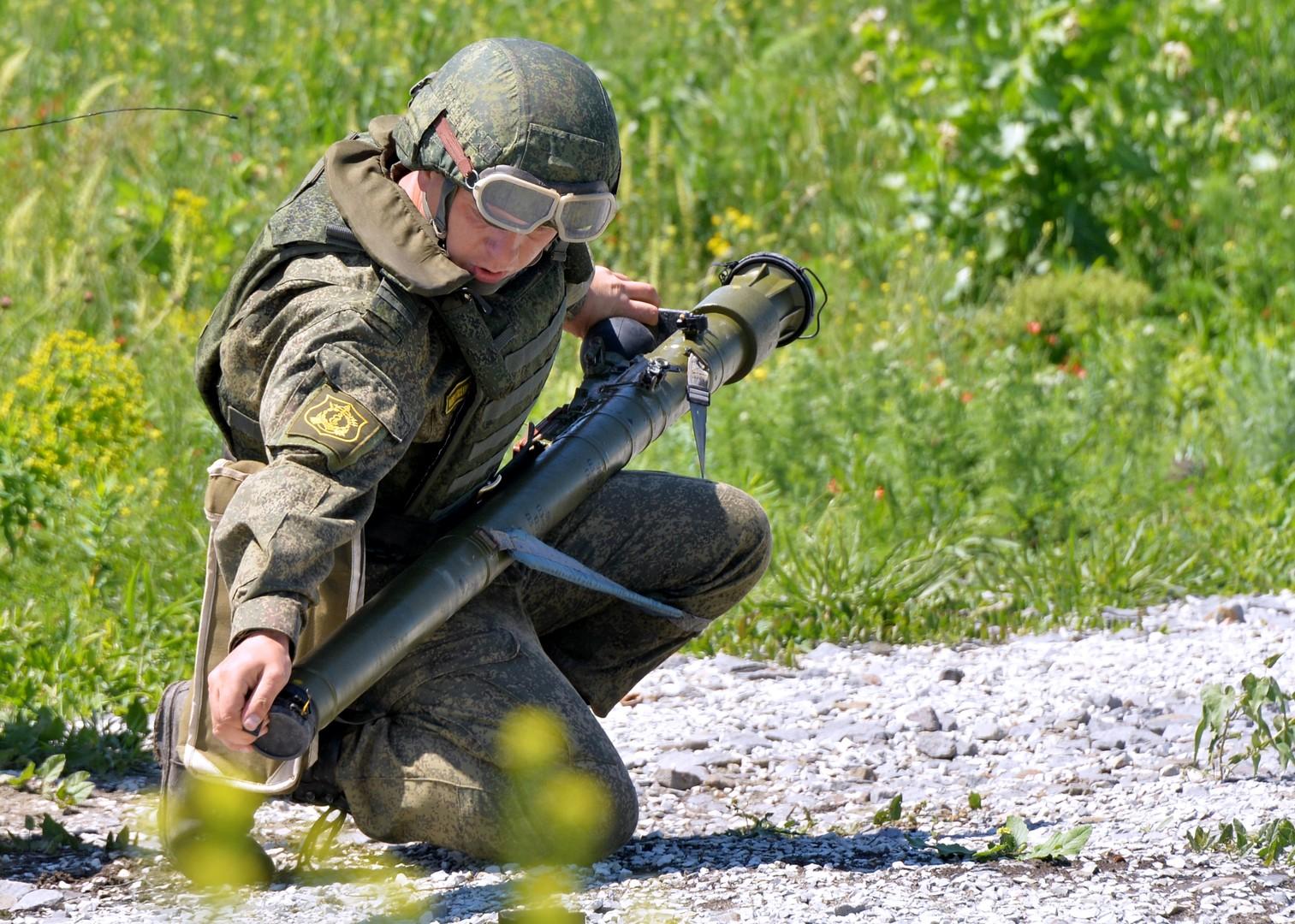 Ночной «Охотник»: российские военные смогут управлять ПЗРК на расстоянии