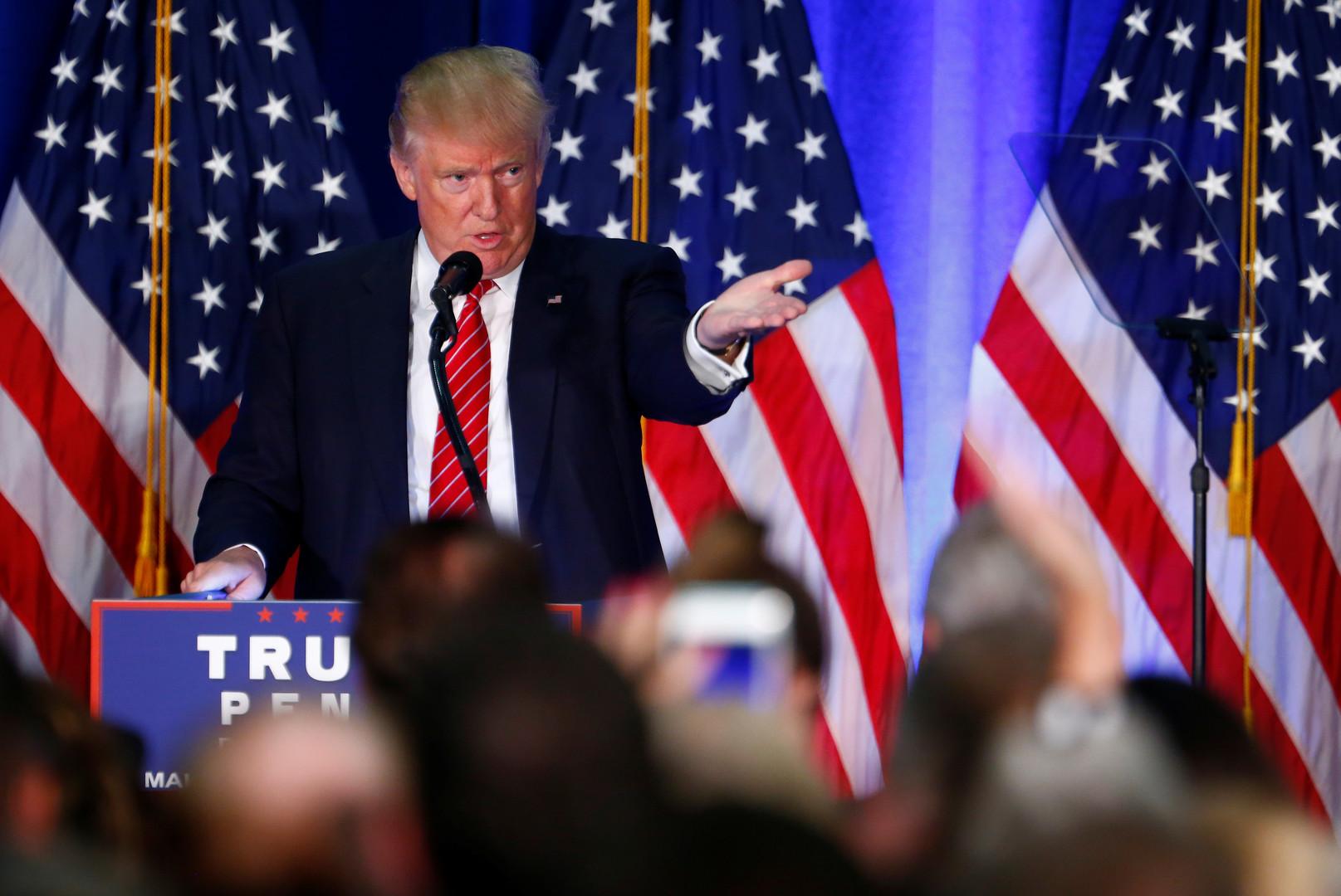 Спецтесты, депортация и дружба с Москвой: план Трампа по борьбе с радикалами