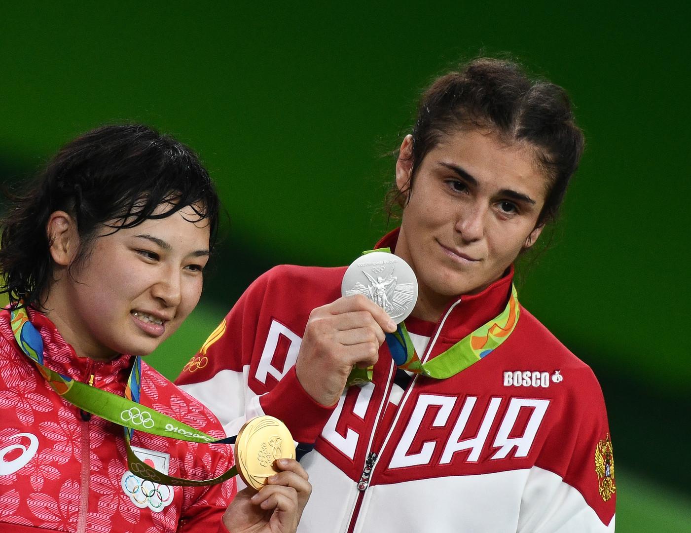 Наталья Воробьёва завоевала серебро Олимпийских игр в Рио-де-Жанейро