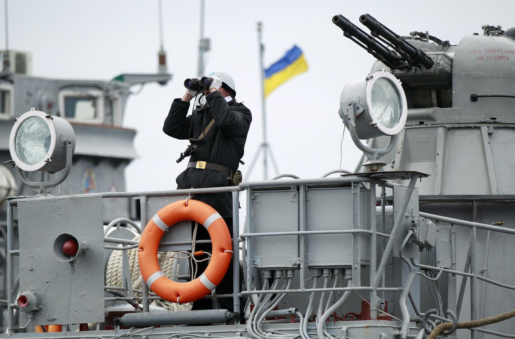 Источник: Диверсантов в Крыму страховали офицеры ВМС Украины