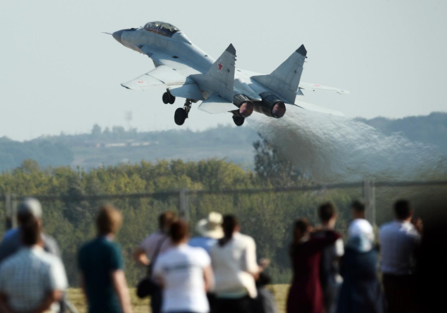 Первые образцы МиГ-35 поставят Минобороны осенью этого года