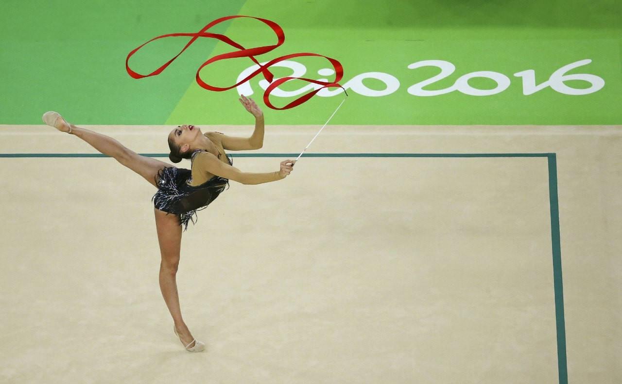 Гимнастки Мамун и Кудрявцева принесли России золото и серебро на Олимпиаде в Рио