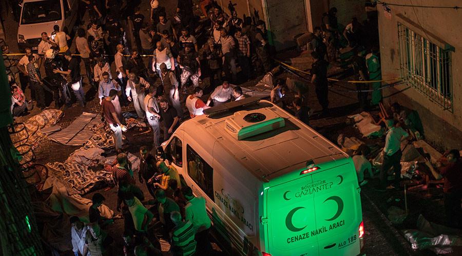 В Турции произошёл взрыв, есть погибшие и раненые