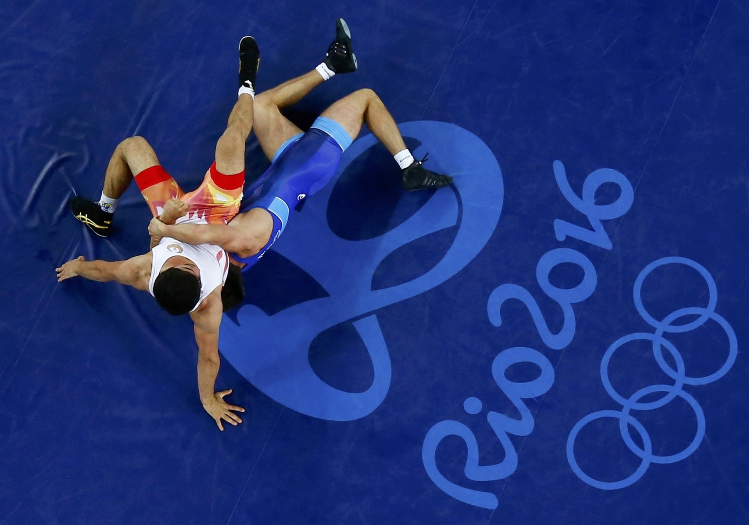 Борец Сослан Рамонов принёс России 19-е золото Олимпиады в Рио