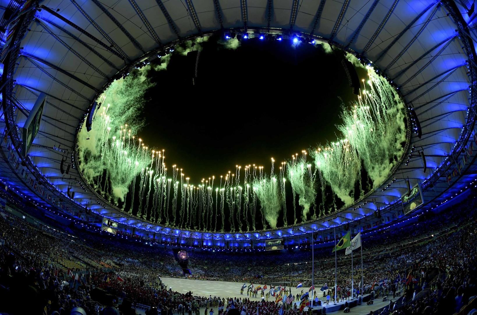 В Рио состоялась церемония закрытия Олимпиады