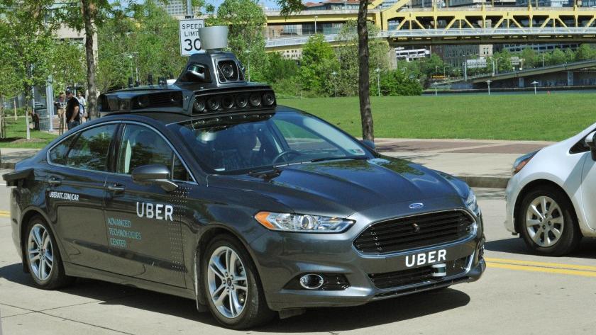 Одиночное катание: когда на дорогах появятся такси без водителя