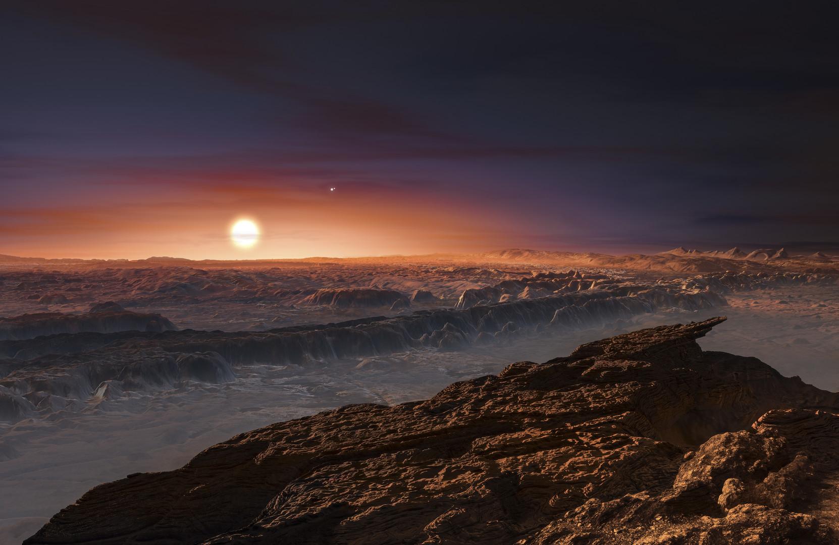 Астрономы обнаружили новую «Землю» в ближайшей звёздной системе