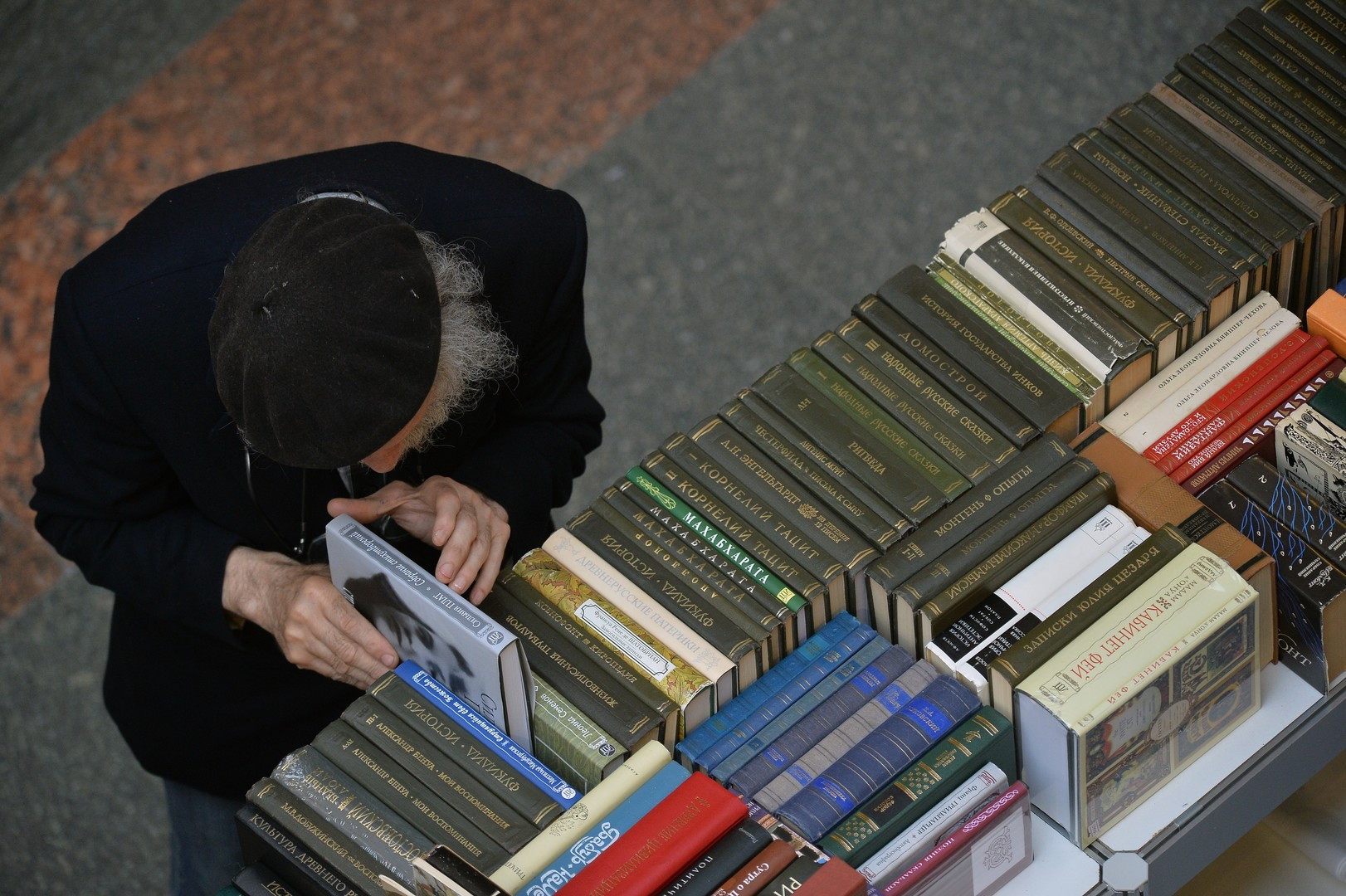 Не читал, но осуждаю: на Украине рассмотрят законопроект о запрете ввоза книг из России