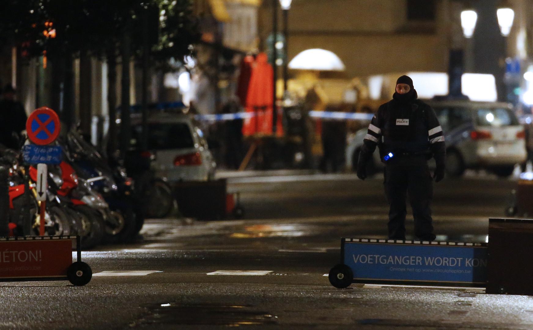 В бельгийском городе Шиме прогремел взрыв