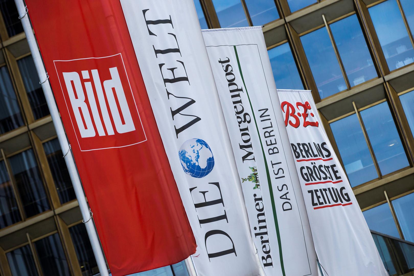 Freie Welt: Немецким СМИ важнее настроения в Вашингтоне, чем в Берлине