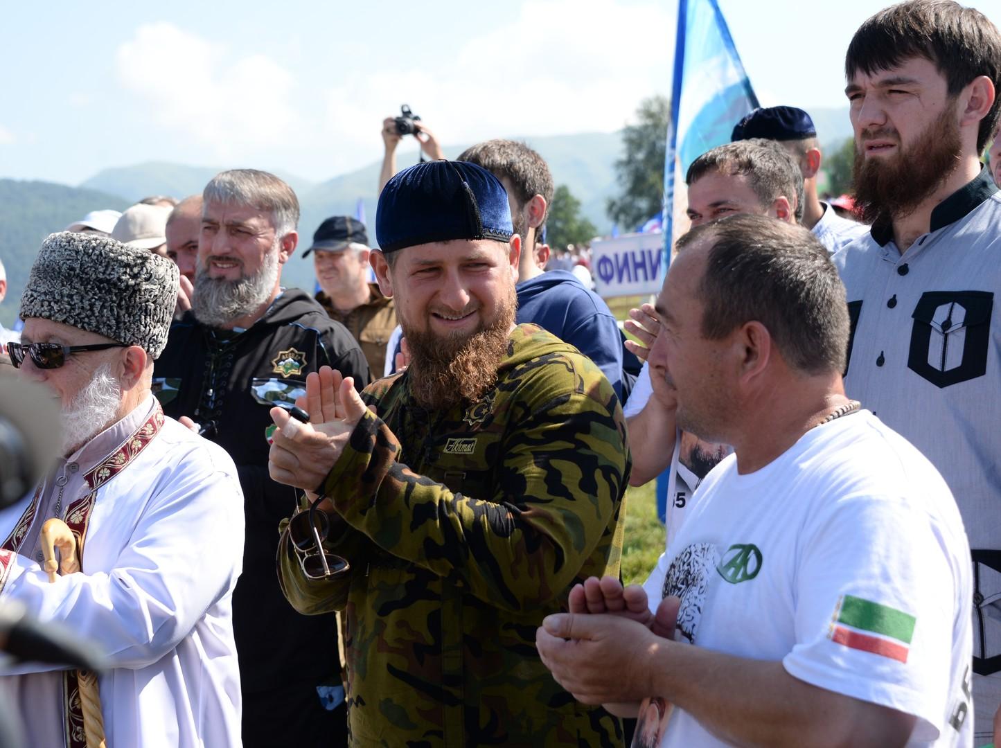 Журналист WSJ рассказал о секретах Instagram Кадырова