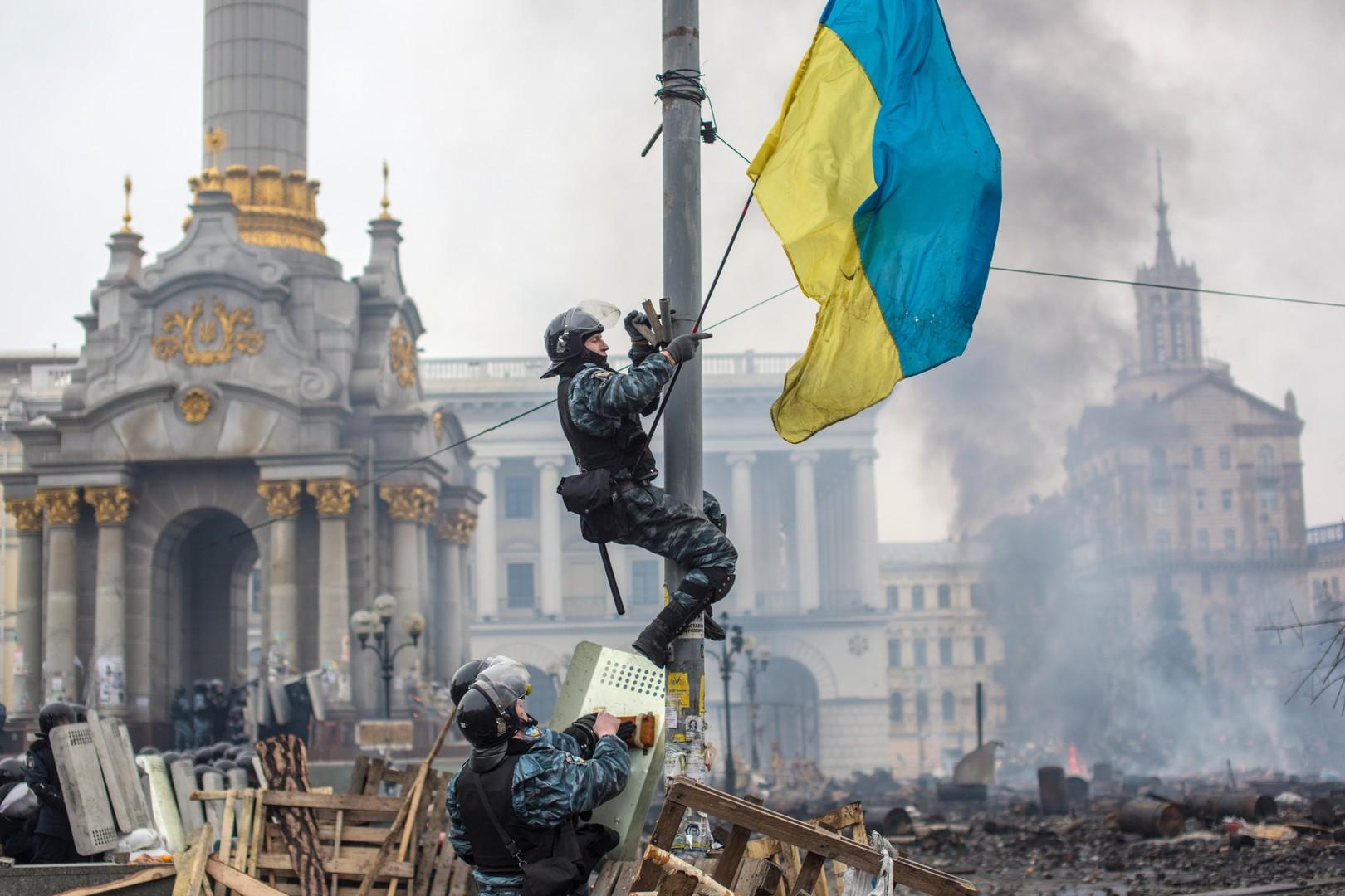 The Telegraph: Головотяпство Запада на Украине стало причиной всех бед