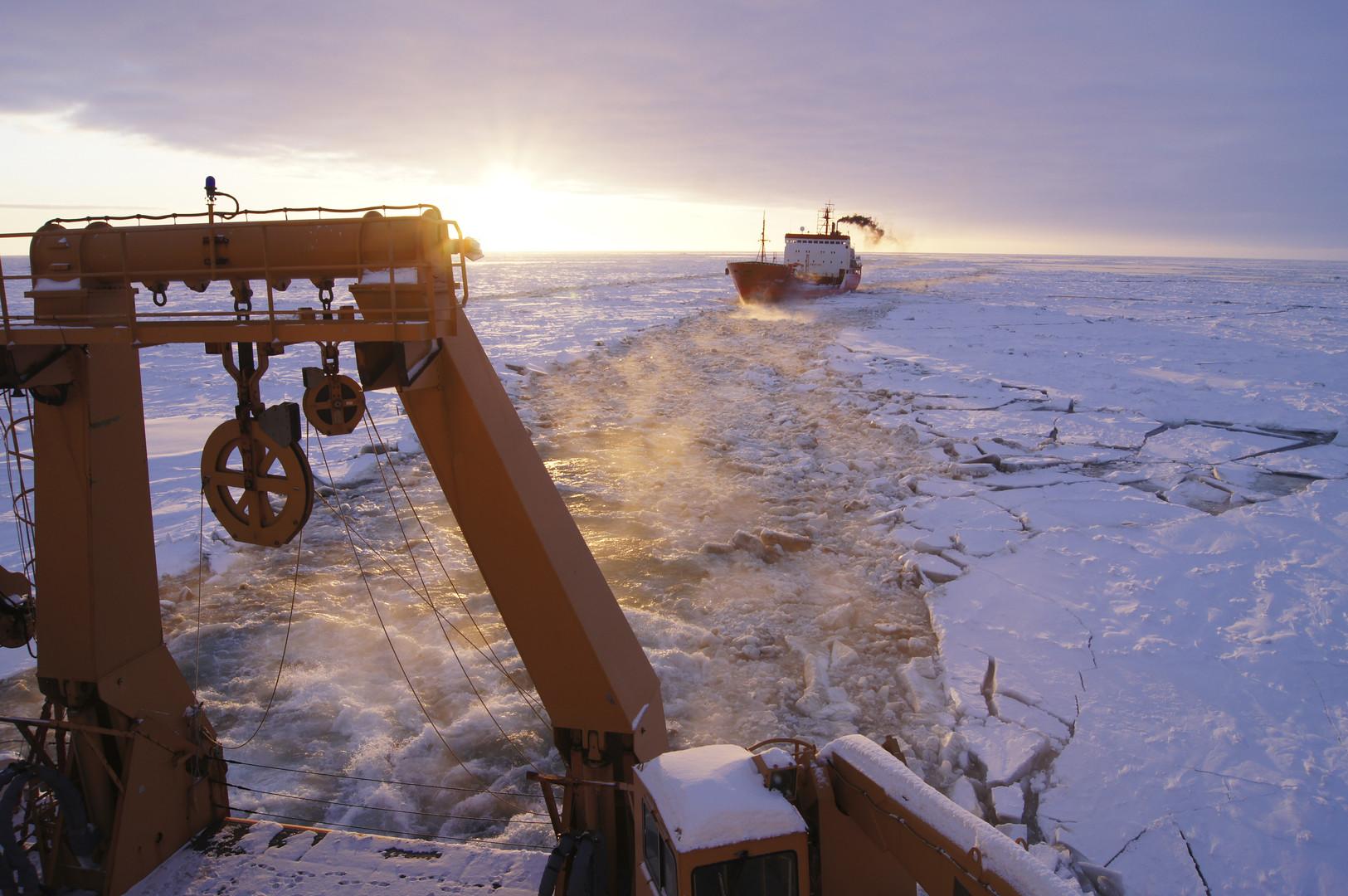 Business Insider: США не в состоянии конкурировать с Россией в Арктике