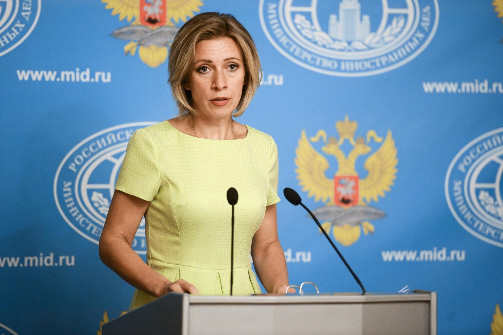 Захарова: США ведут охоту на россиян за рубежом