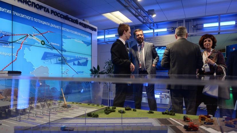 Экономика вне политики: гости ВЭФ рассказали RT о пользе сотрудничества с Россией
