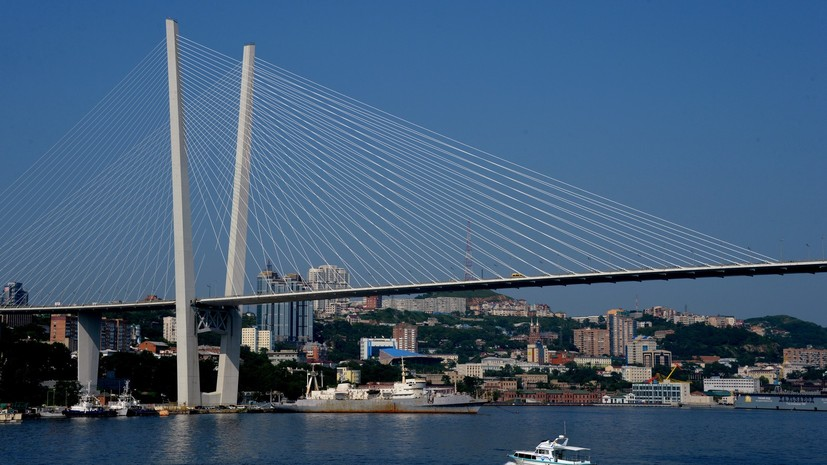 Синдзо Абэ предложил сделать Владивосток воротами Евразия-Тихий океан